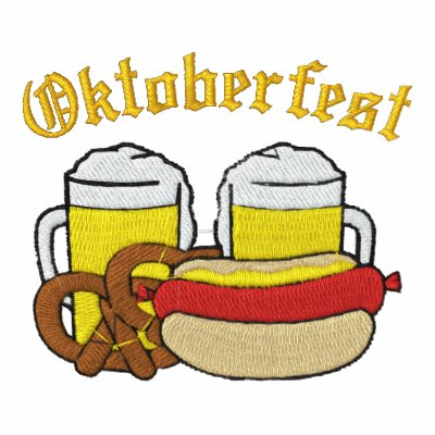 Oktoberfest Embroidered Polo Shirt