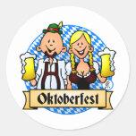 Oktoberfest Etiqueta