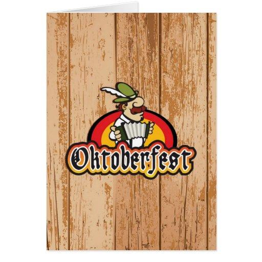 Oktoberfest Felicitaciones