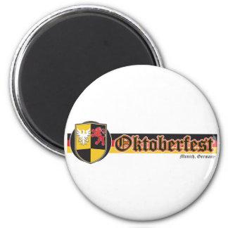 Oktoberfest-Fest-Banner Fridge Magnet