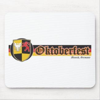 Oktoberfest-Fest-Banner Mouse Pad