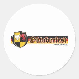 Oktoberfest-Fest-Banner Sticker