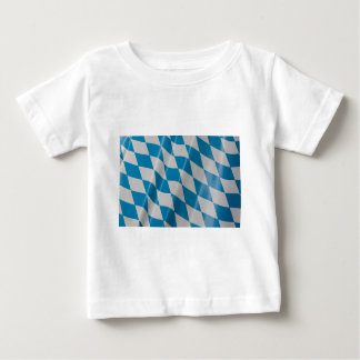 Oktoberfest Flag Colors Bavaria Bayern Baby T-Shirt