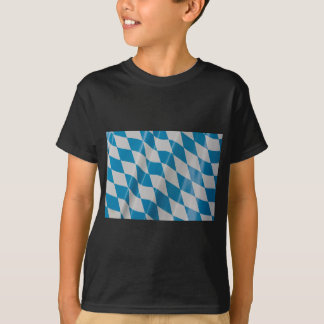 Oktoberfest Flag Colors Bavaria Bayern T-Shirt