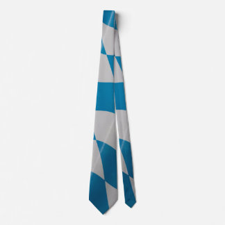 Oktoberfest Flag Colors Bavaria Bayern Tie