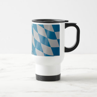 Oktoberfest Flag Colors Bavaria Bayern Travel Mug