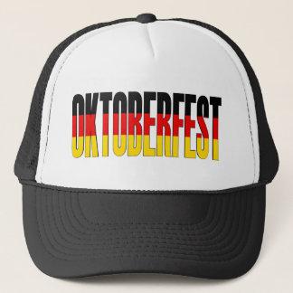 Oktoberfest Flag Hat
