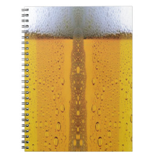 Oktoberfest Foaming Beer Notebook