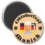 Oktoberfest Fridge Magnet