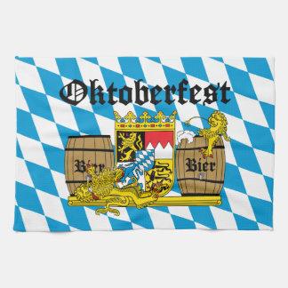 Oktoberfest - From Leon drunkards Kitchen Towels