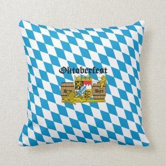 Oktoberfest - From Leon drunkards Throw Pillow