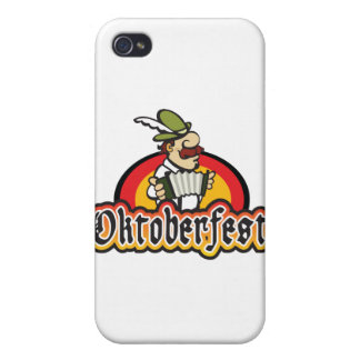 Oktoberfest iPhone 4 Carcasa