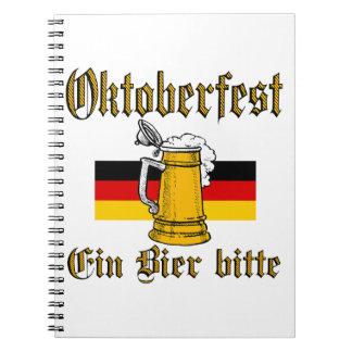 Oktoberfest Gear Notebook