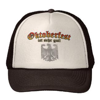 Oktoberfest German Beer Drinking Trucker Hat Prost