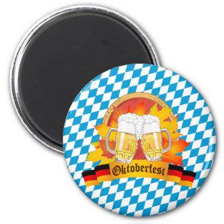 Oktoberfest German Beer Festival Magnet