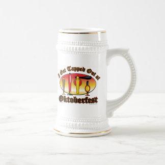 Oktoberfest / German Fest Beer Taps Coffee Mug