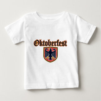 OKTOBERFEST German Fest Shield Baby T-Shirt