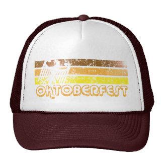 Oktoberfest German Mesh Hat