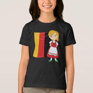 Oktoberfest Girl Girls T-Shirt
