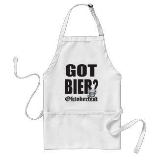 Oktoberfest Got Bier? Aprons