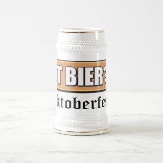 Oktoberfest Got Bier Coffee Mug