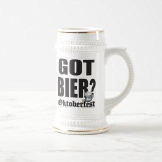 Oktoberfest Got Bier! Coffee Mug