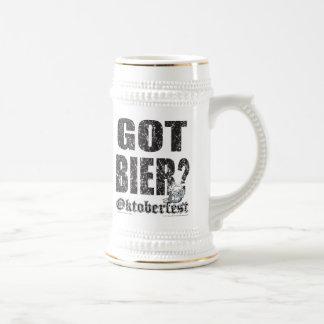 Oktoberfest Got Bier! Mugs