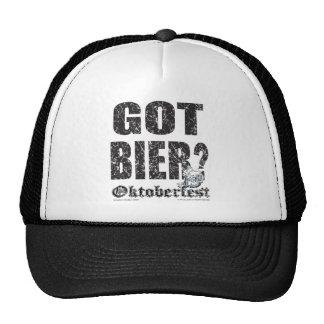 Oktoberfest Got Bier? Trucker Hat