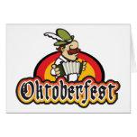 Oktoberfest Greeting Cards