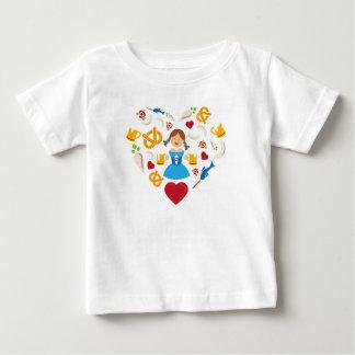 Oktoberfest heart baby T-Shirt
