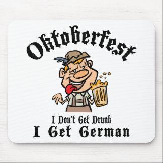 Oktoberfest I no me consigue bebido consigue al al Tapete De Raton