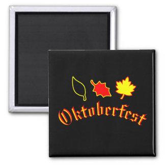 Oktoberfest Imán