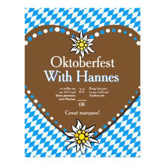 Oktoberfest Invite Flyers