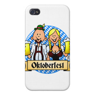 Oktoberfest iPhone 4/4S Case