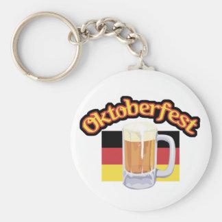 Oktoberfest Keychain