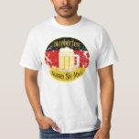 Oktoberfest Kiss Me Distressed T-Shirt