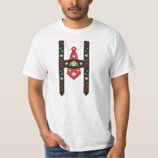 Oktoberfest Lederhosen Tee Shirt