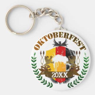 Oktoberfest Llavero Personalizado