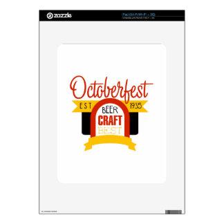Oktoberfest Logo Design Template Skins For The iPad