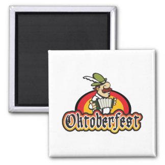 Oktoberfest Refrigerator Magnets