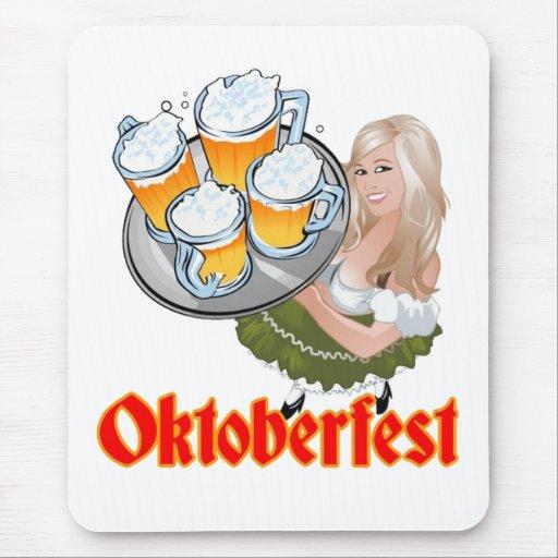 Oktoberfest Mouse Pad