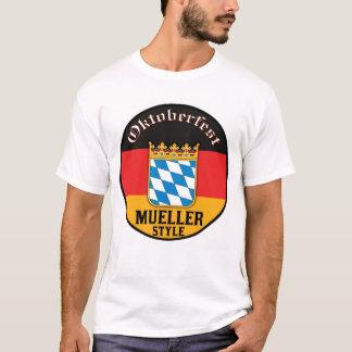 Oktoberfest - Mueller Style T-Shirt