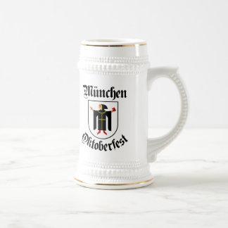 Oktoberfest, Munich Beer Stein