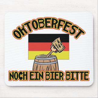 Oktoberfest Noch Ein Bier Bitte Mouse Pad