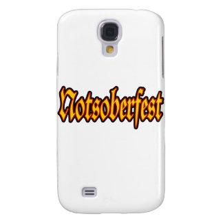Oktoberfest Notsoberfest Funda Para Galaxy S4