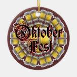 Oktoberfest Ornaments