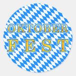 Oktoberfest Pegatina