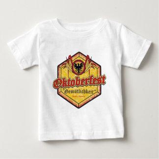 Oktoberfest - Pentagon Design Baby T-Shirt