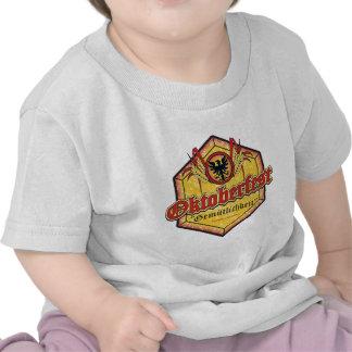 Oktoberfest - Pentagon Design Tee Shirt