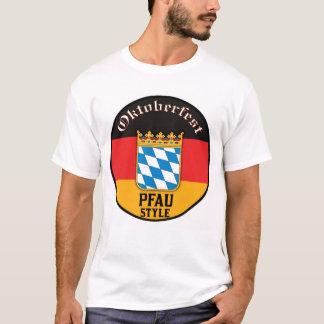 Oktoberfest - Pfau Style T-Shirt